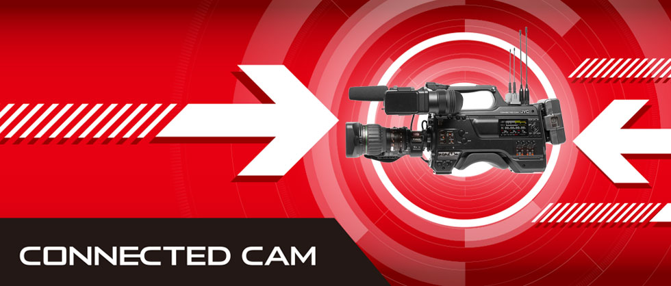 Connected Cam by JVC at MPS 2018