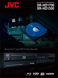 SR-HD1700 SR-HD1350 Brochure