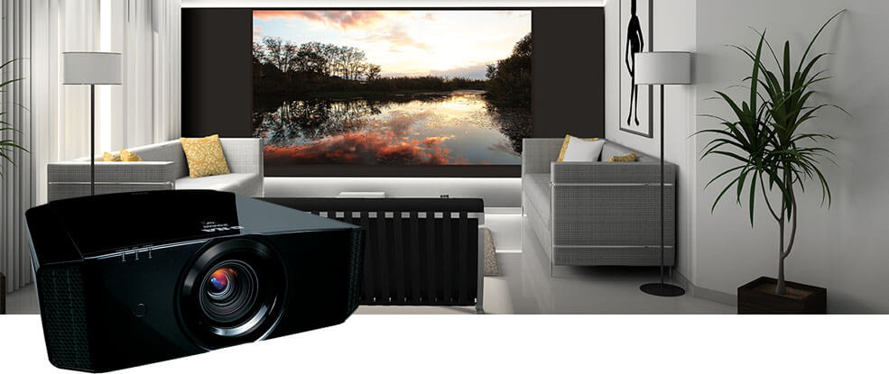 Home Cinema Projectors JVC - Where to buy