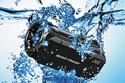 Everio R 5m waterproof camera