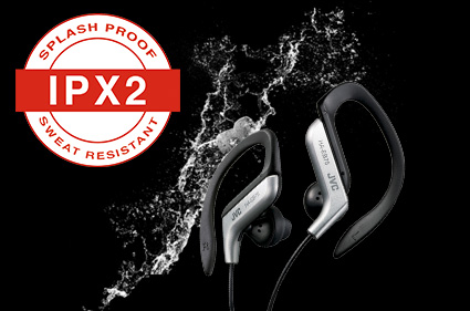 IPX2 HA-EB75 headphones