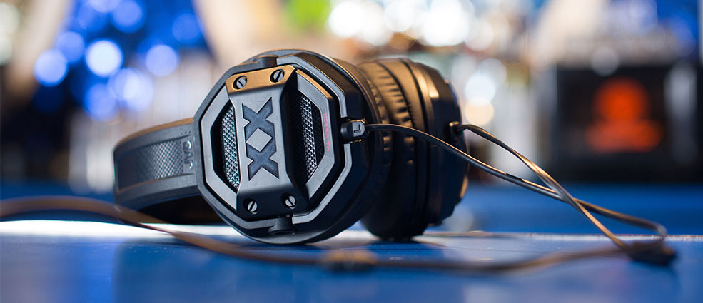 HA-MR60X XX over ear headphones