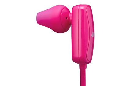 Discounted Music Earphone,Elaco 3.5mm Stereo Headphone Headset Super Bass Earbuds (Rose Gold)