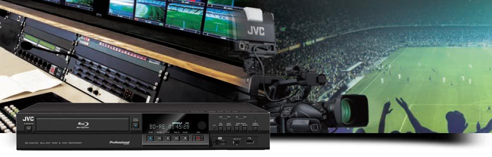JVC Pro production tools