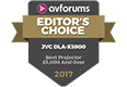 AV Forum's Editos Choice DLA-X5900