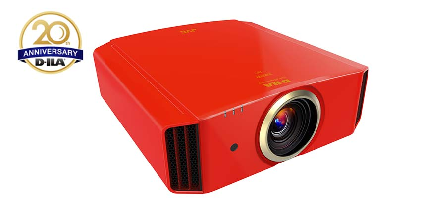 DLA-20LTD JVC 20th Anniversary Limited Editition Projector
