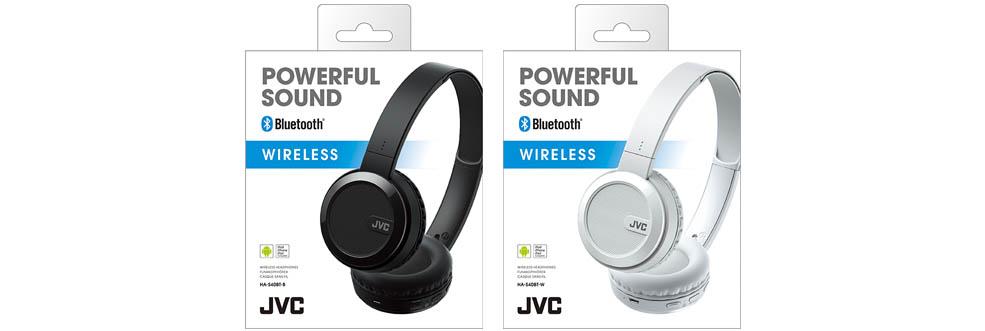 HA-S40BT Wireless Bluetooth Headphones by JVC f73e54defe