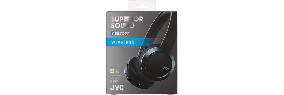 HA-S50BT Wireless Bluetooth Headphones by JVC 42c03c8331
