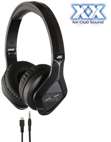 Xtreme Xplosive headphones by JVC